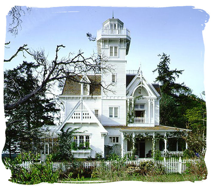 camille practical magic house