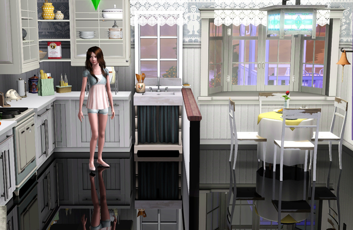 Sims 3 Shiny Floors are here!